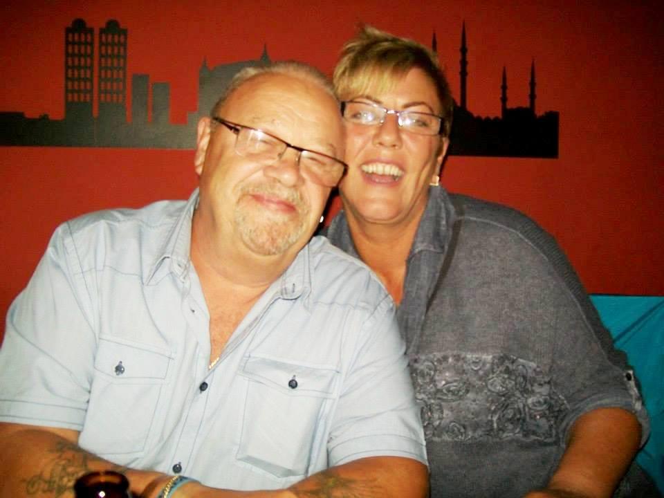 Mr & Mrs Philip Heron.