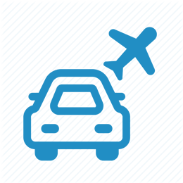 Airport transfers and flight enquiries