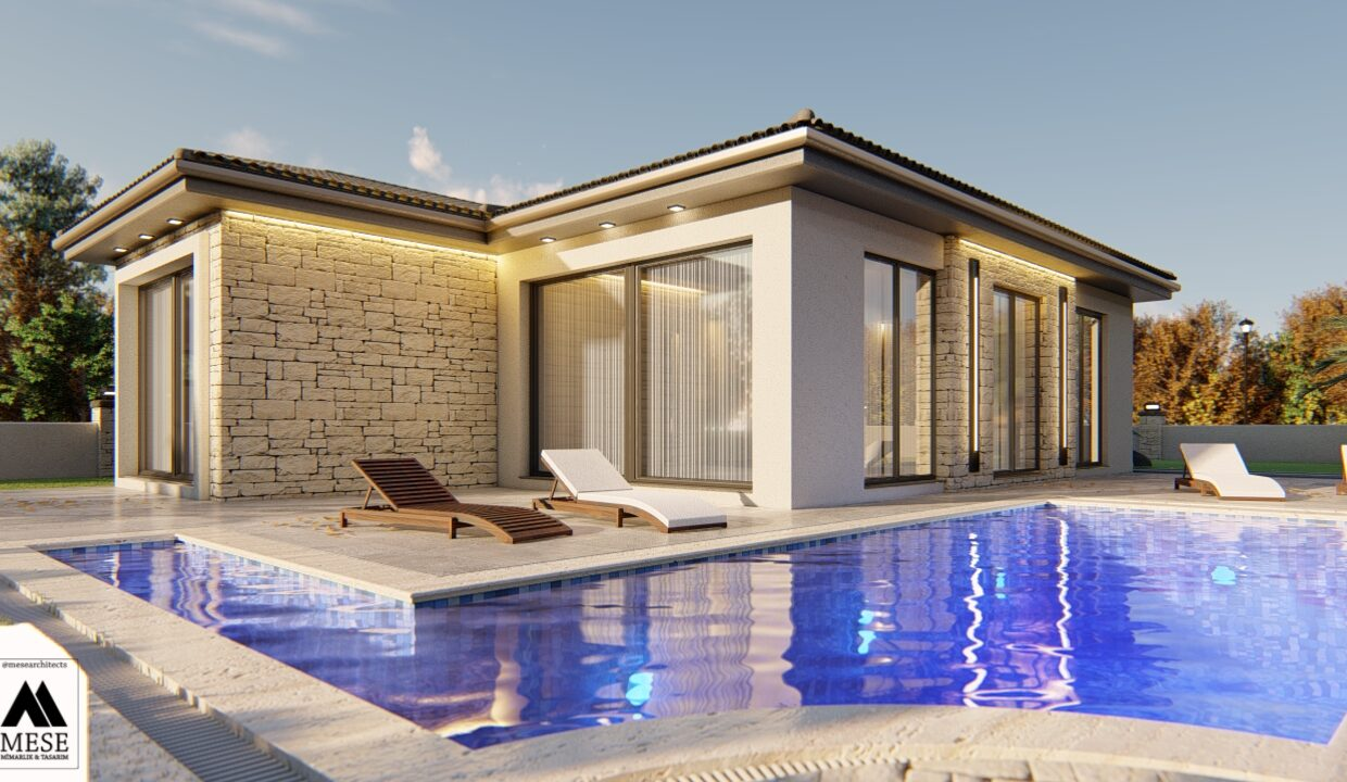 3 Bed Bungalow designed by Turkish Home Office (1)