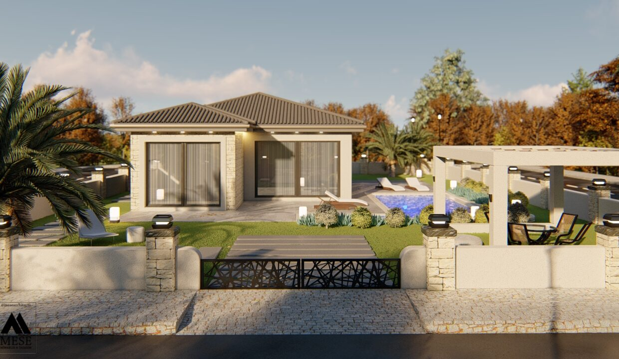 3 Bed Bungalow designed by Turkish Home Office (2)