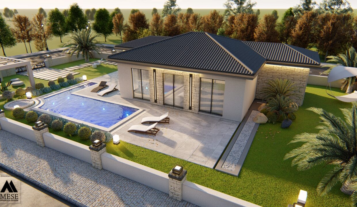 3 Bed Bungalow designed by Turkish Home Office (3)