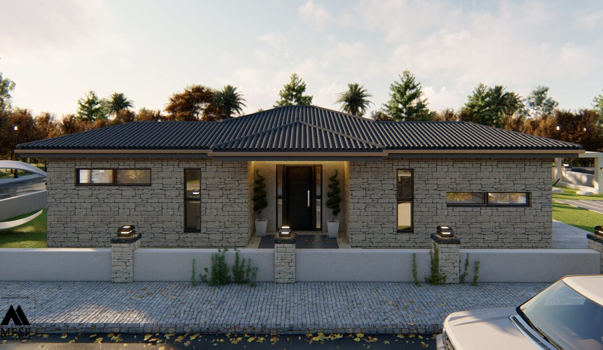 3 Bed Bungalow designed by Turkish Home Office (4)