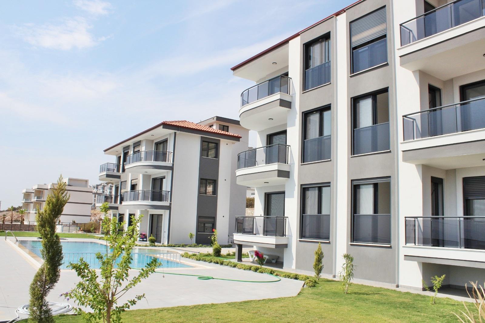 Modern Akbuk Apartment
