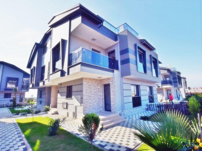 Semi-detached Didim Villa