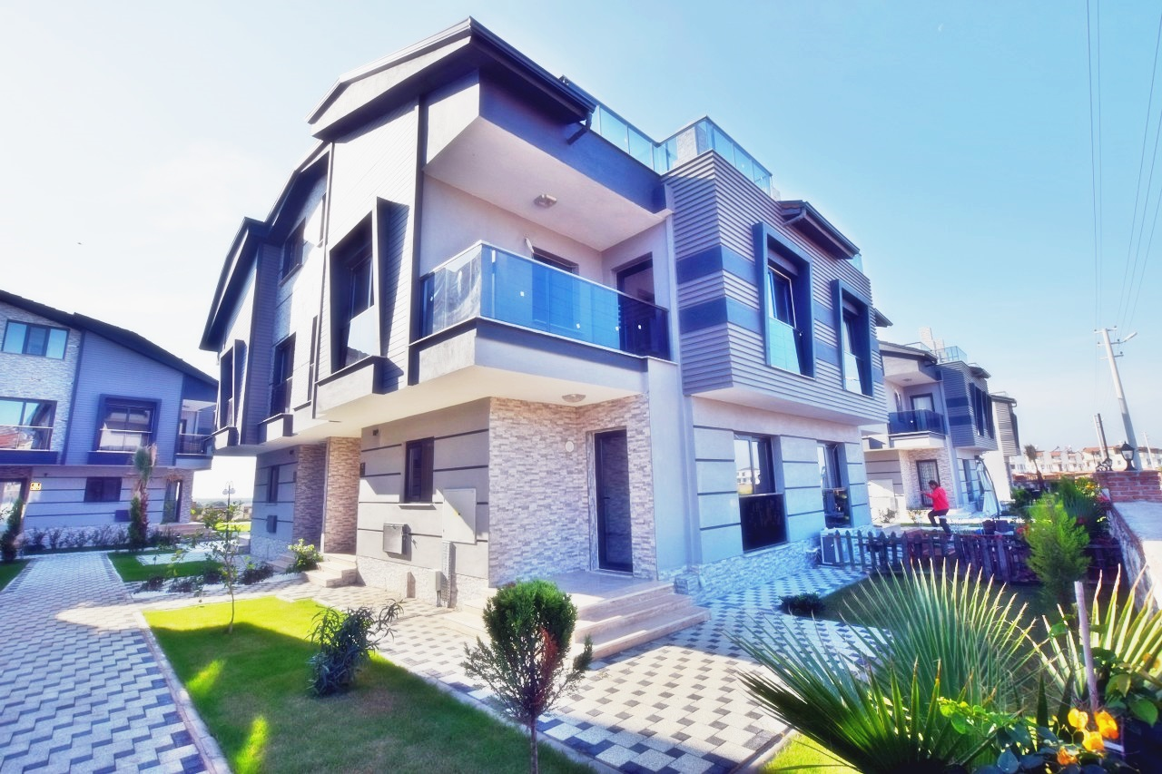 Semi-detached Didim Villa