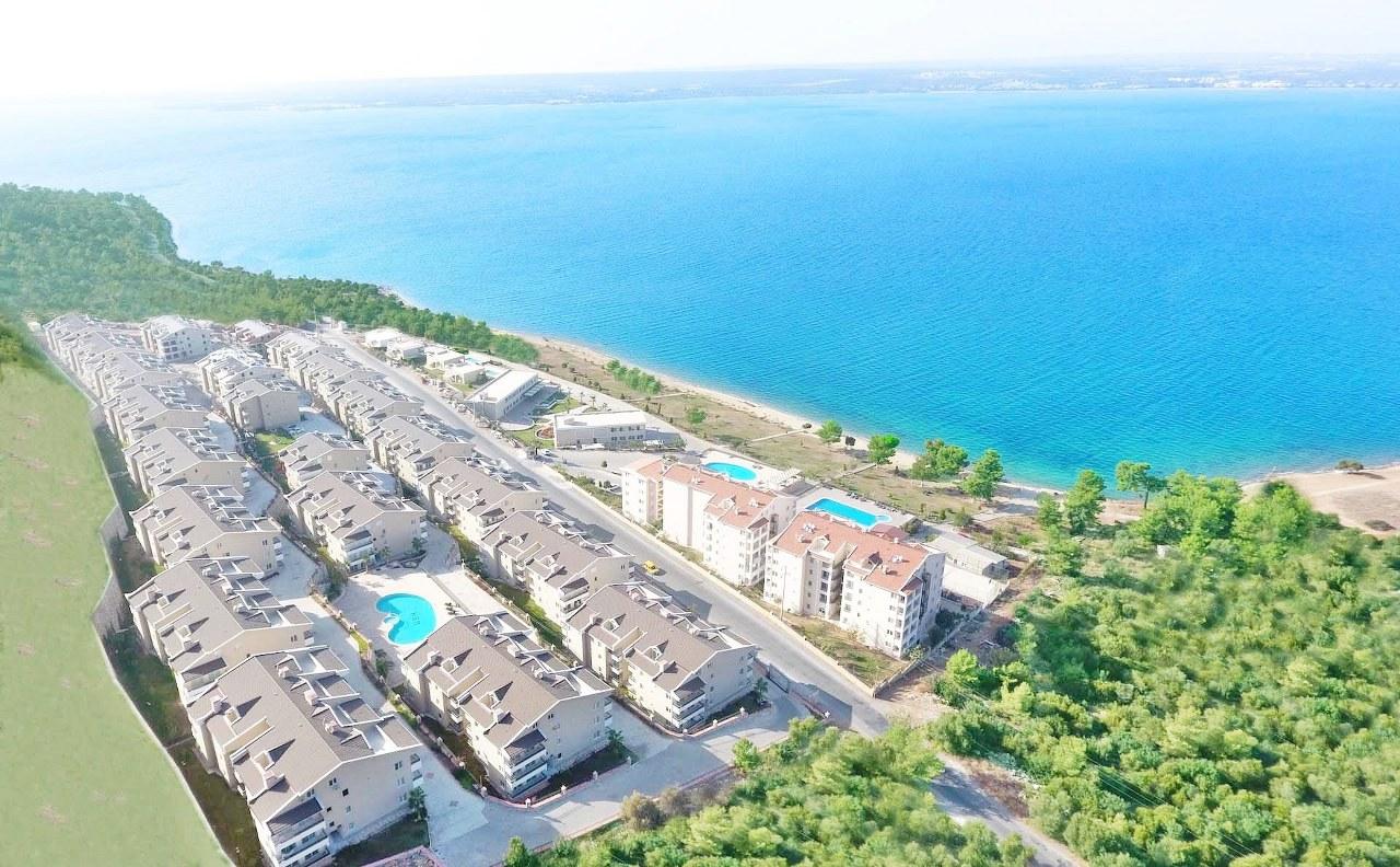 Sea-front Akbuk Duplex
