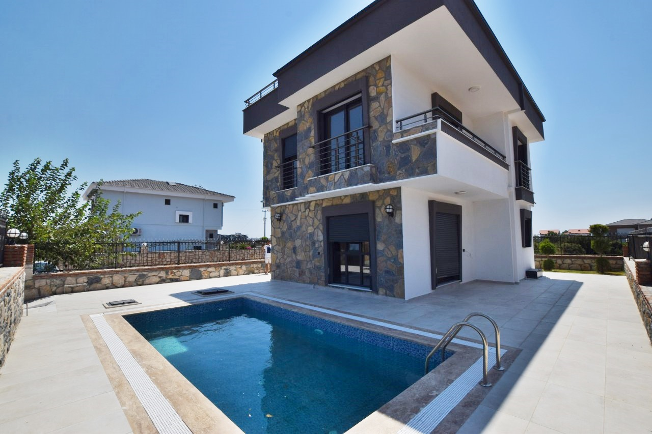 Key Ready Detached Didim Villa