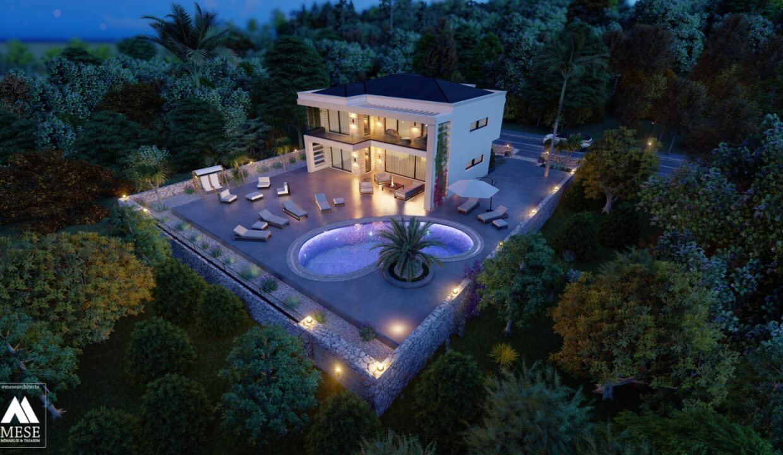 Greenhill Villa Turkish Home Office (4)