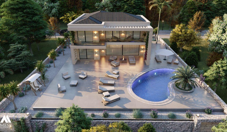 Greenhill Villa Turkish Home Office (8)