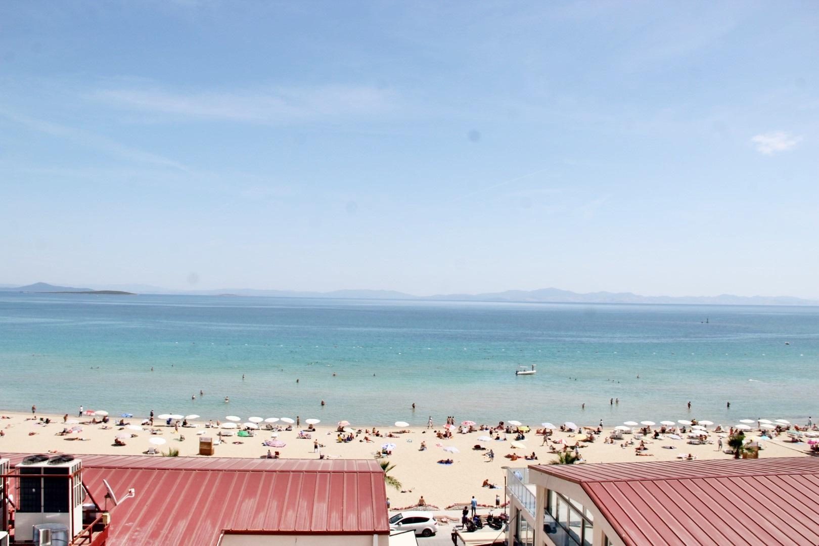 Altinkum Sea View Duplex