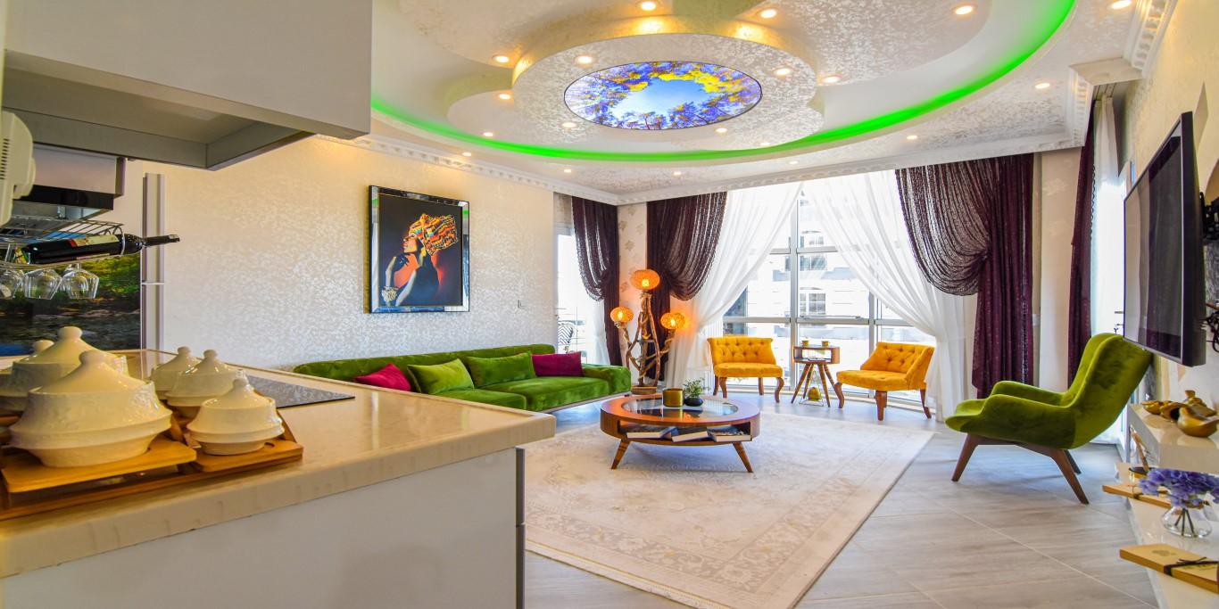 Altinkum Apartments