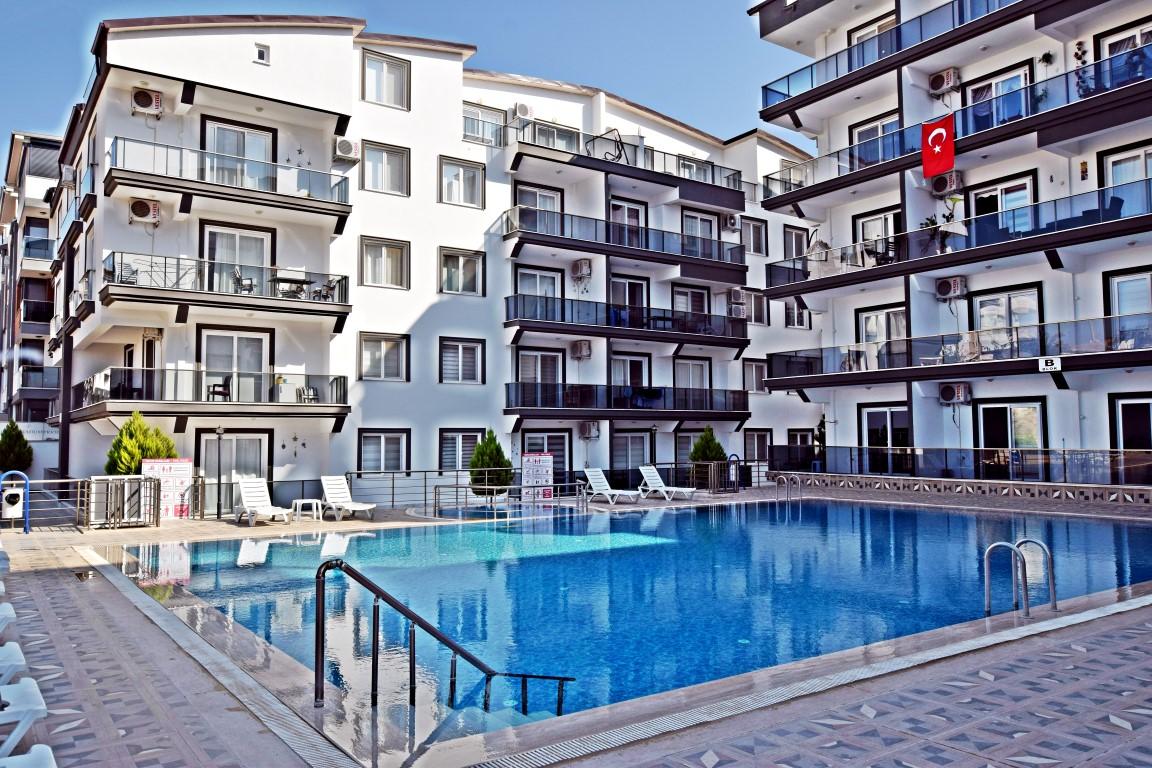 Spacious Didim Duplex – Distance Sea View