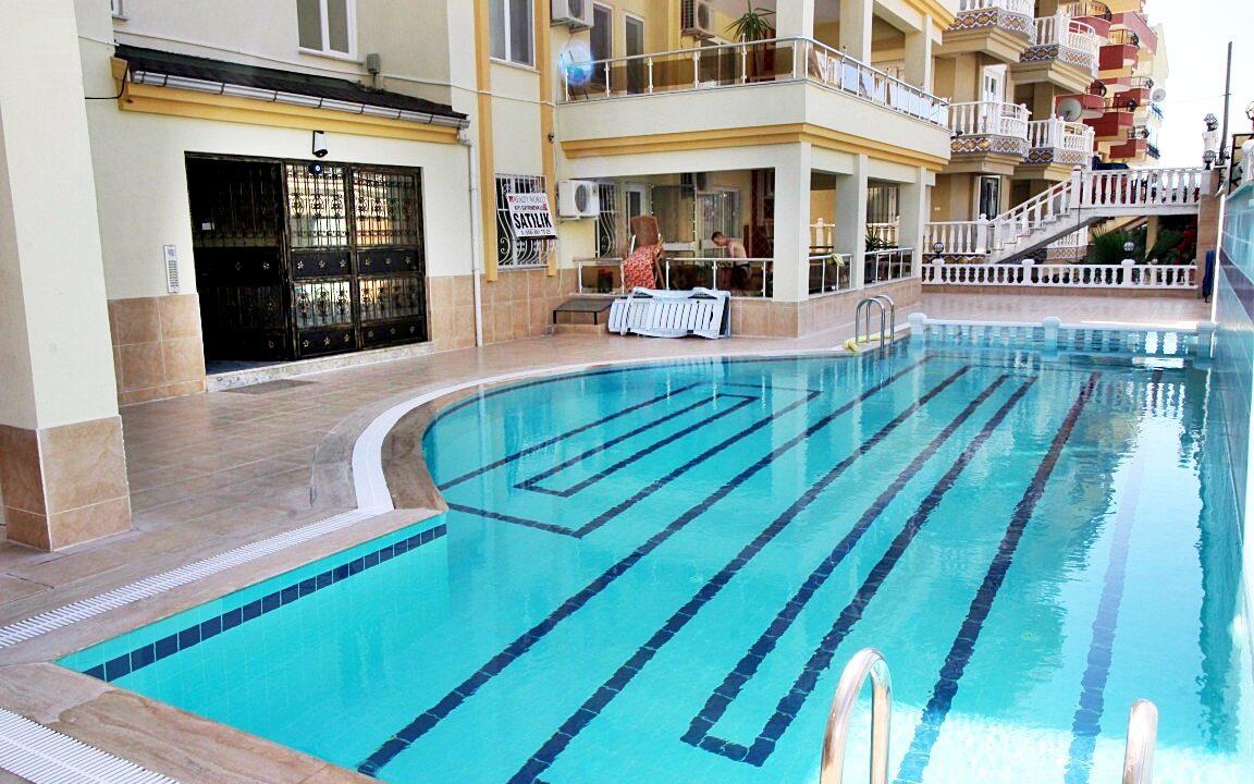 Didim satılık havuzlu daire (8)