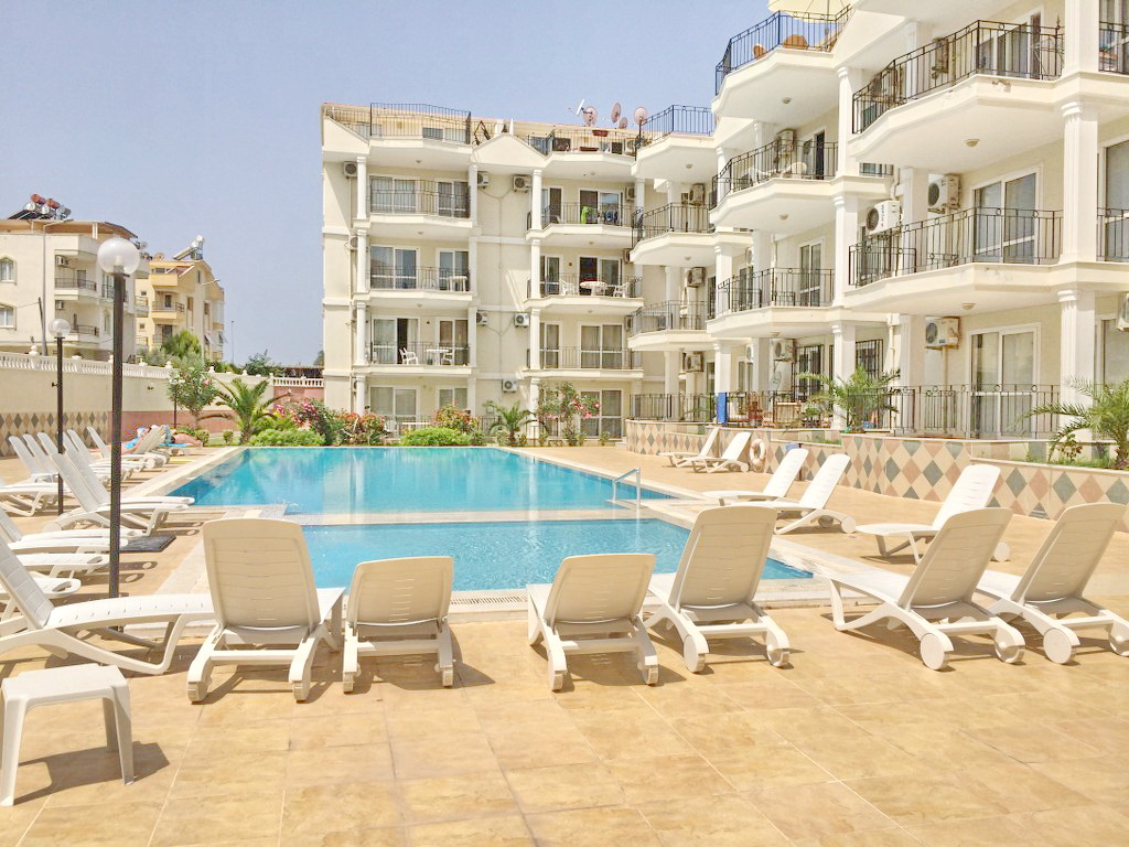 Latestly Renovated Spacious Duplex Apartment – Close to all amenities in Altinkum