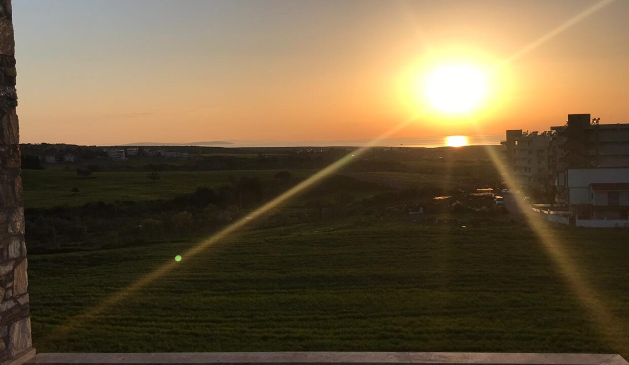 Sunset View From Stone house (1)