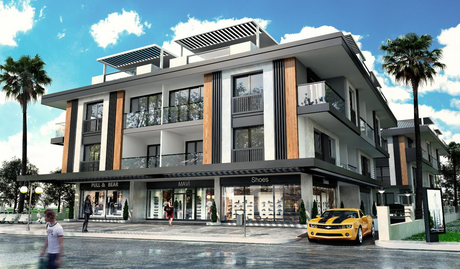 Affordable Modern Didim Apartments – Close to all amenities