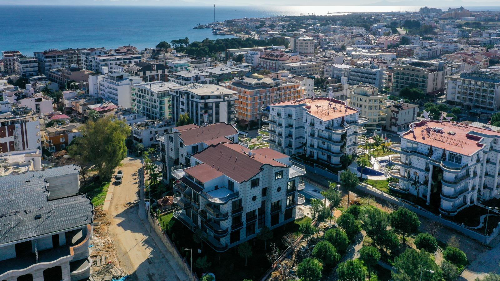 Altinkum Apartment 200m to beach