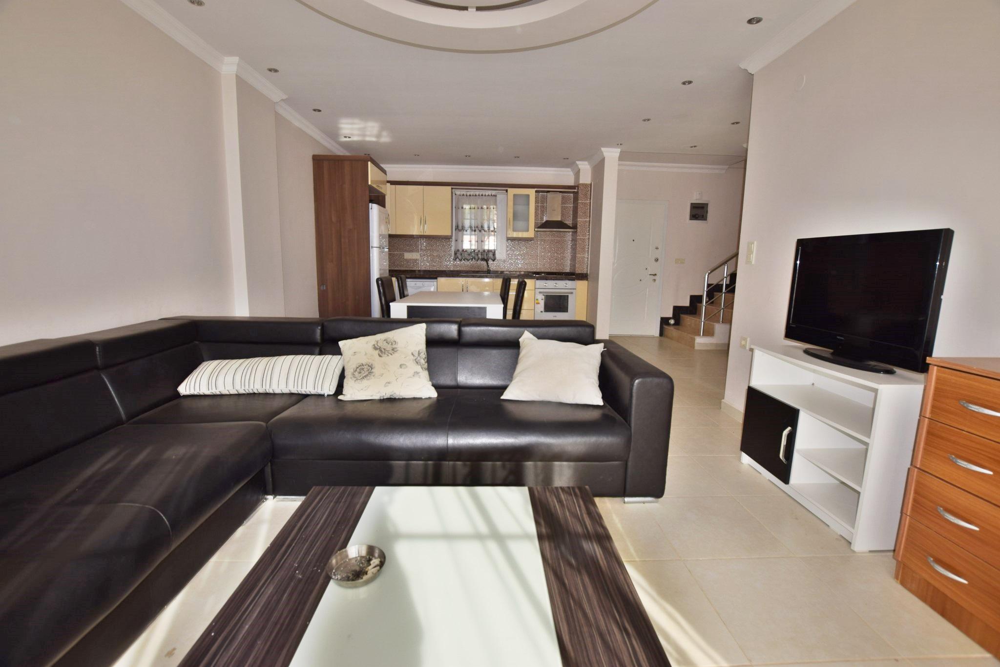 3-Bed Duplex in Akbuk