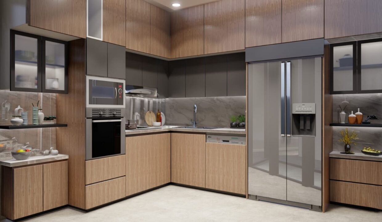 Bafa Villa kitchen (1)
