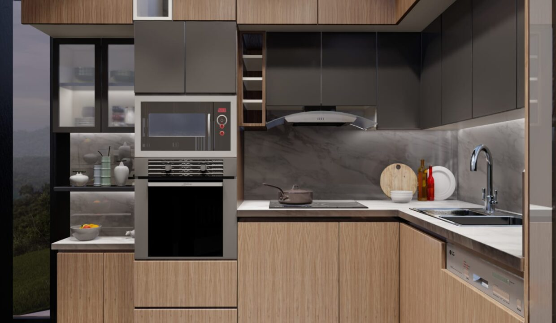 Bafa Villa kitchen (2)
