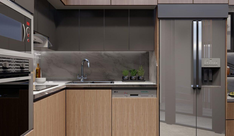 Bafa Villa kitchen (4)