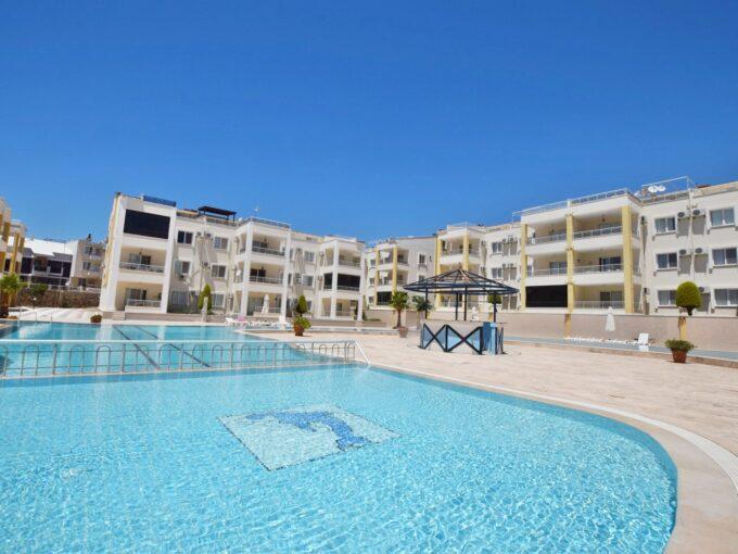 2 Bedroom Resale Apartment Didim