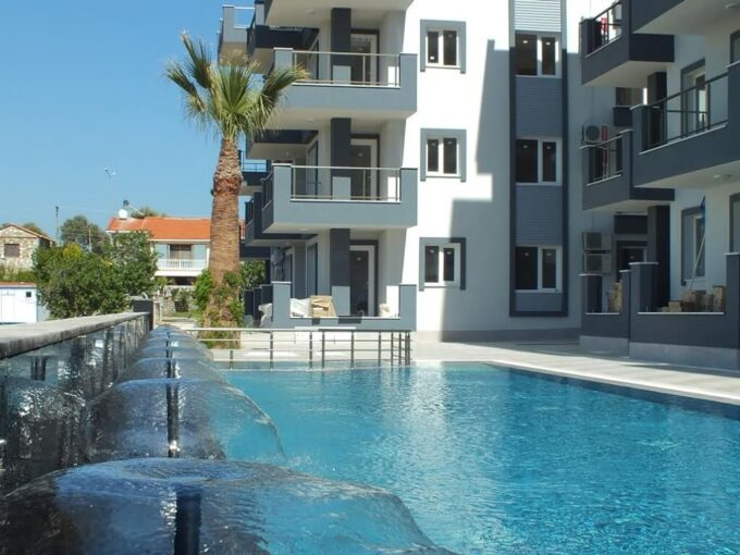 Modern Family Holiday Home in Didim