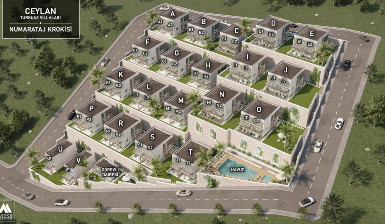 Cylan Turkuaz Villas (4)