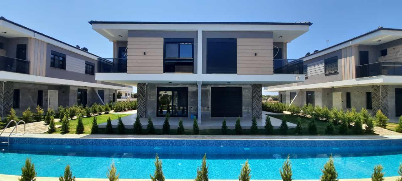 Brand New Modern Villa – 2nd Home in Didim
