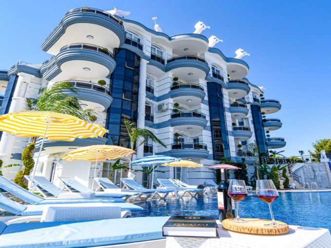 Luxury Real Estate Close to Beach in Altinkum – Newly Built in the Heart of the Lively Altinkum