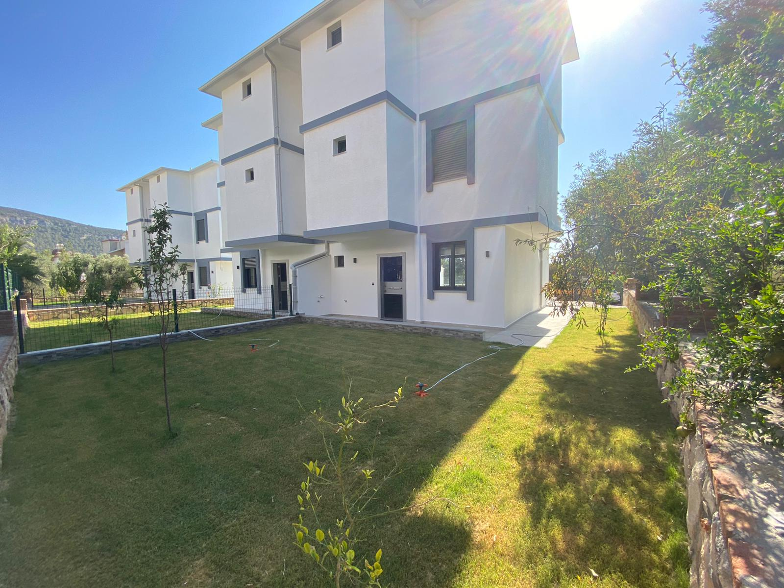 Ready to move in Villa in Akbuk – Investment Property in Turkey