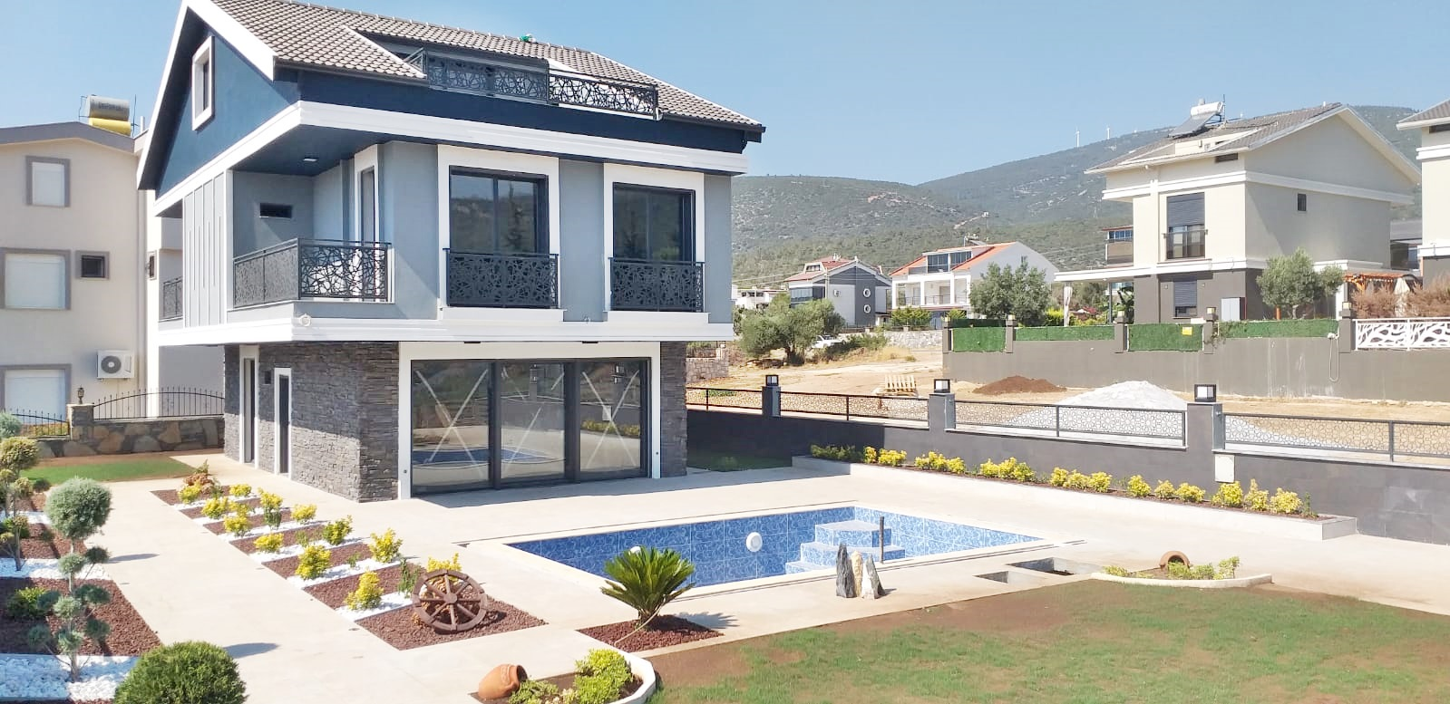 Brand New Luxury 3-bed Detached Villa Akbuk
