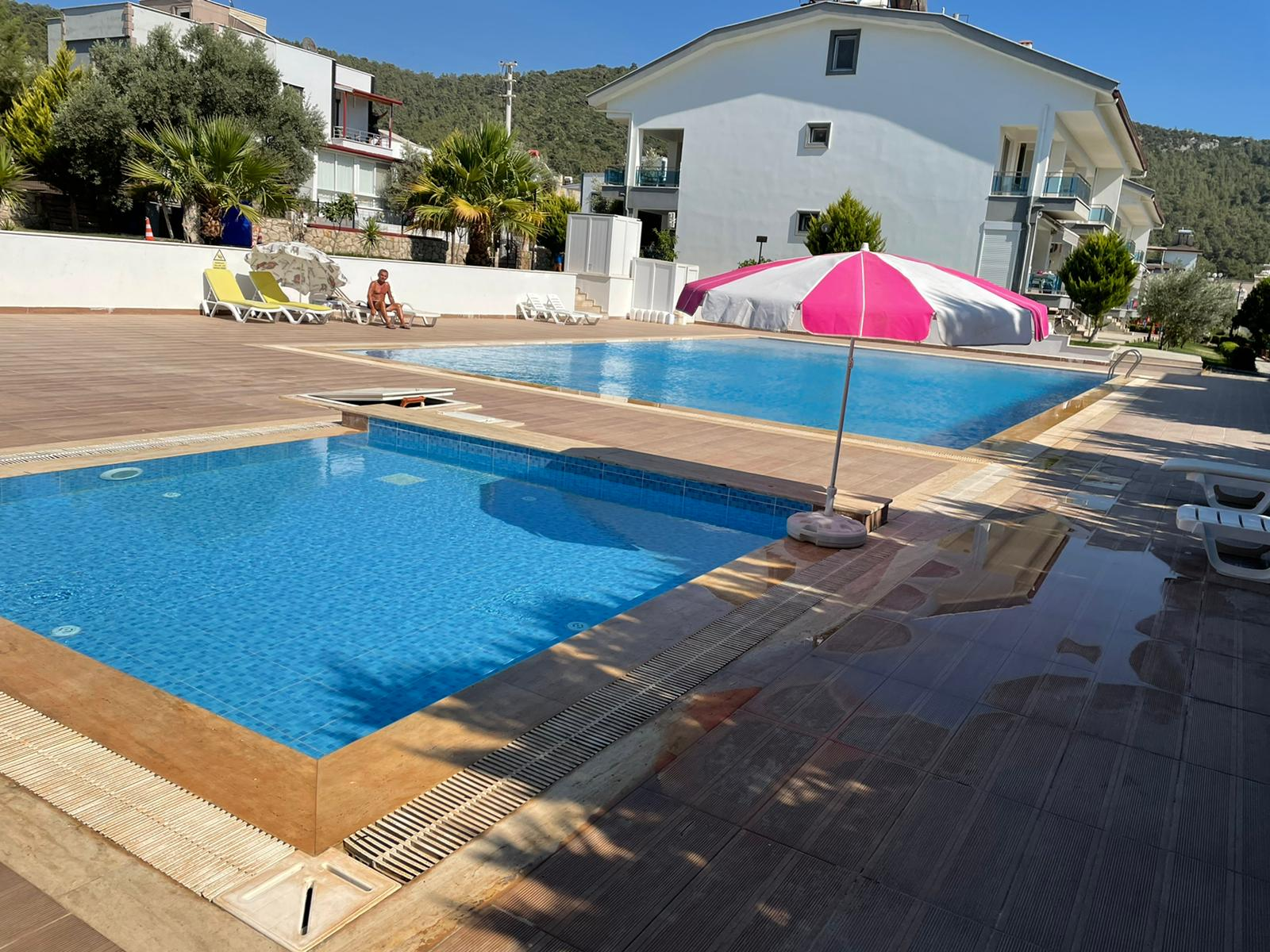 Lovely Sea View Villa in Akbuk – Family Beach Holiday Home in Turkey