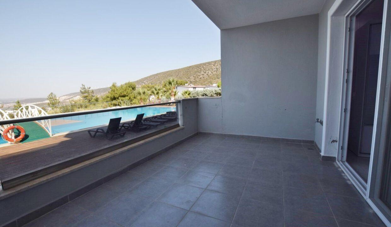 Akbuk sea view duplex premium arkasi (20)