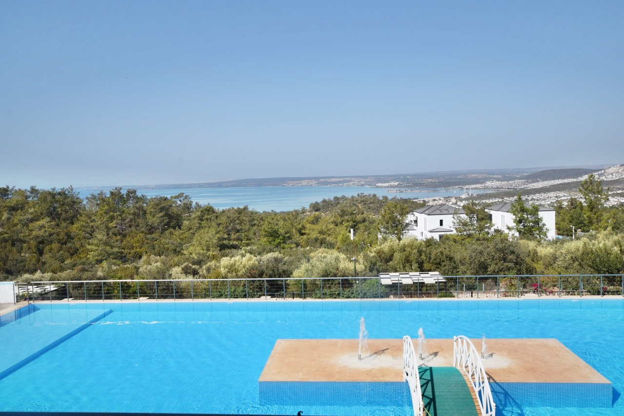Sea View Holiday Home in Akbuk – Value For Money Property Turkey