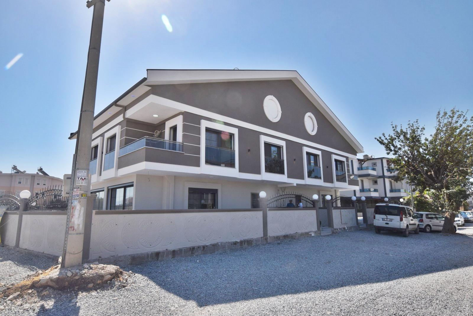 Key Ready 5-Bed Semi-detached Villa – Brand New Villa For Sale in Didim