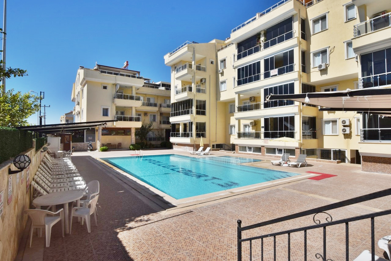 Bargain Resale  1-Bed Apartment in Turkey –  Affordable Investment