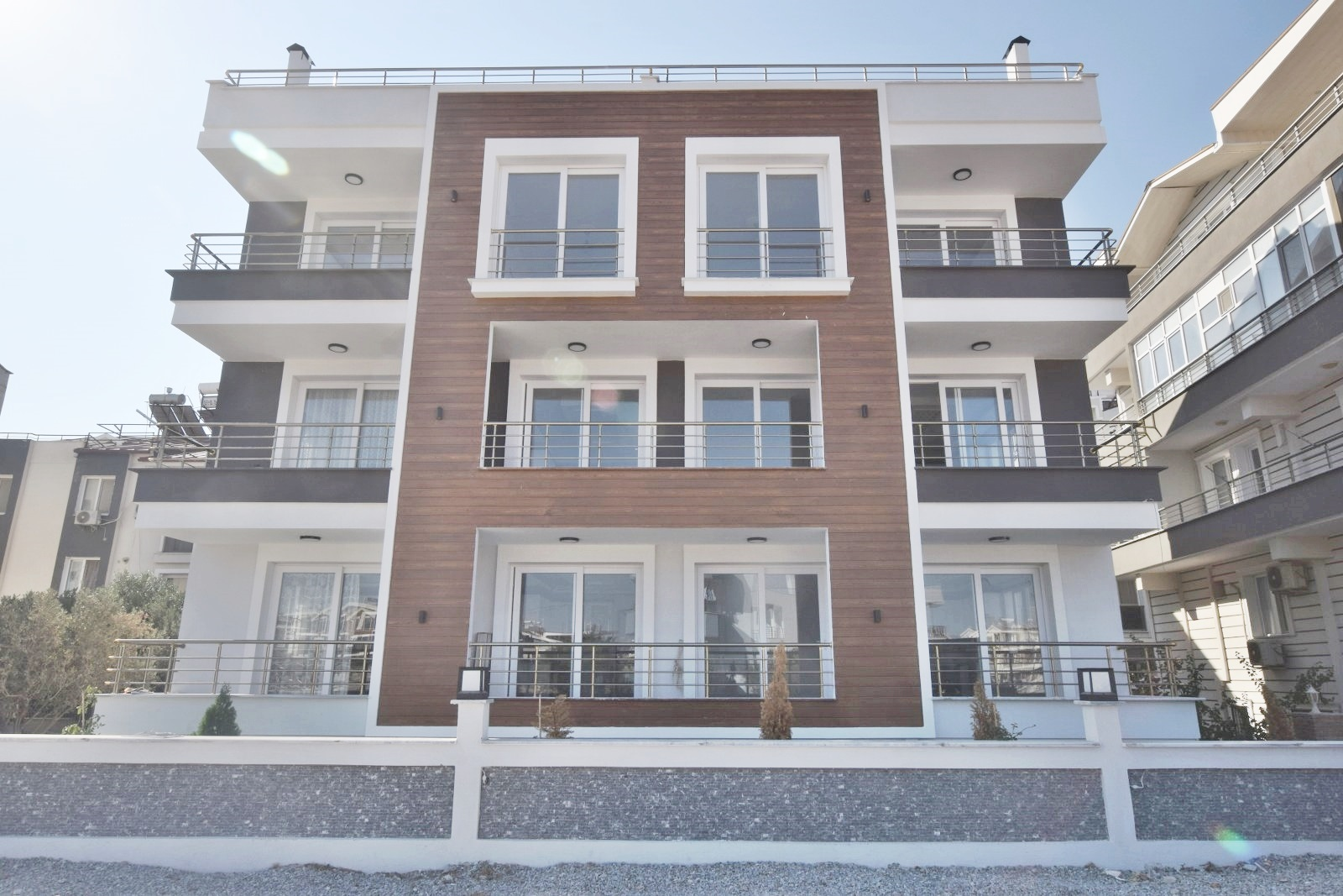 Brand New Bargain Apartments For Sale in Didim – Near City Stadium