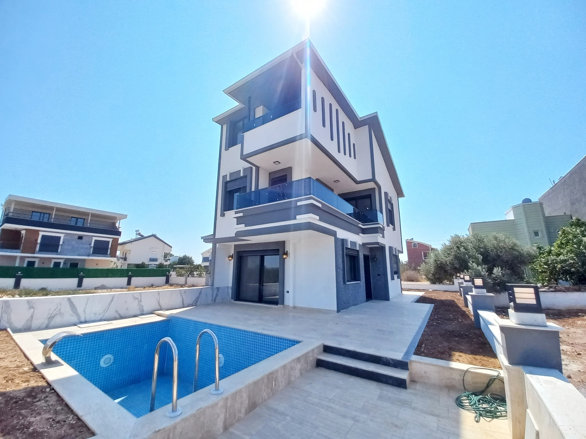 2nd Home in Turkey – 3-Bed Detached Villa with Private Pool in Yesilkent Didim