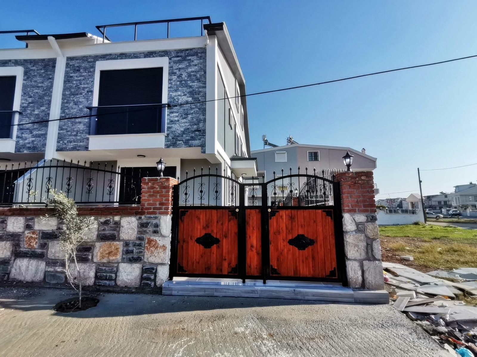 Ready to move in Didim Villa – Family Beach Holiday Home in Turkey